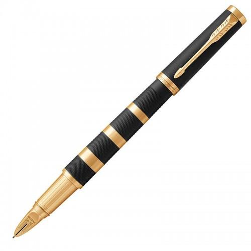 Ручка Parker (Паркер) 5th Ingenuity Large Black Rubber/Metal GT в Уфе