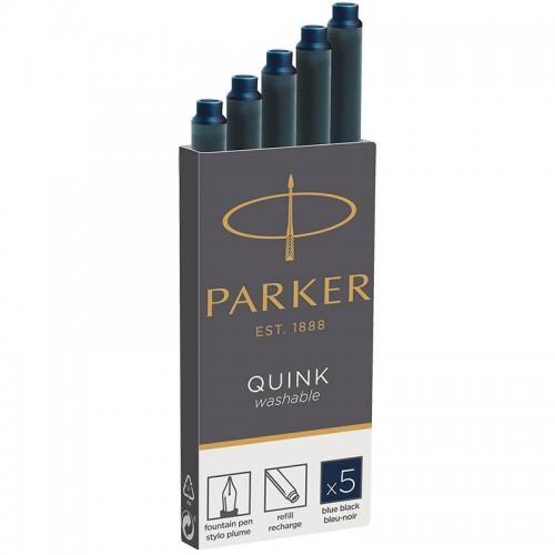 Темно-синие картриджи с чернилами Parker (Паркер) Long Blue ink в Уфе