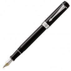 Перьевая ручка Parker (Паркер) Duofold International Classic Black CT F