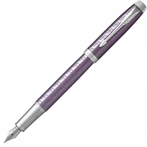 Перьевая ручка Parker (Паркер) IM Premium Dark Violet CT F в Уфе