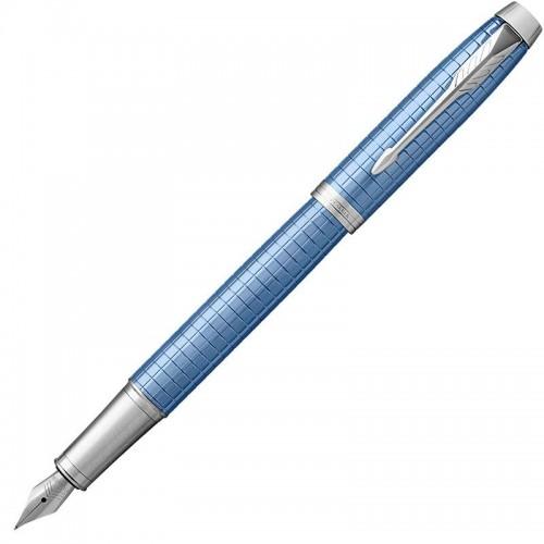 Перьевая ручка Parker (Паркер) IM Premium Blue CT F в Уфе