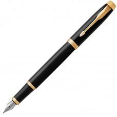 Перьевая ручка Parker (Паркер) IM Core Black GT F