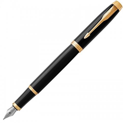 Перьевая ручка Parker (Паркер) IM Core Black GT F в Уфе