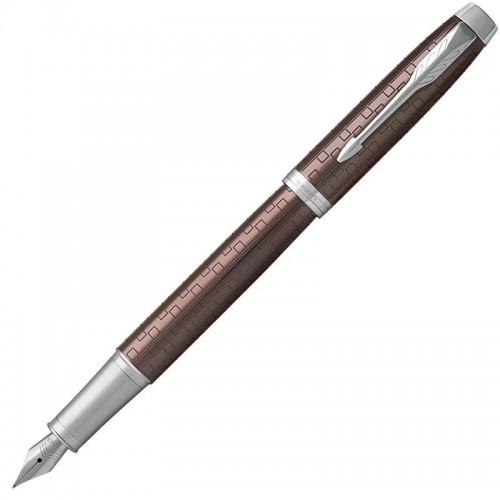 Перьевая ручка Parker (Паркер) IM Premium Brown CT F в Уфе