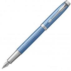 Перьевая ручка Parker (Паркер) IM Premium Blue CT F