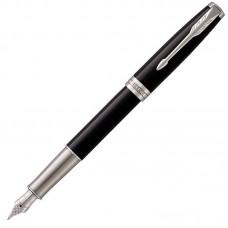 Перьевая ручка Parker (Паркер) Sonnet Core Black Lacquer CT F