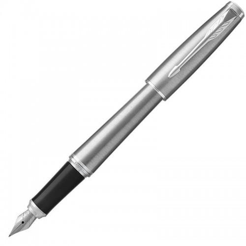 Перьевая ручка Parker (Паркер) Urban Metro Metallic CT F в Уфе