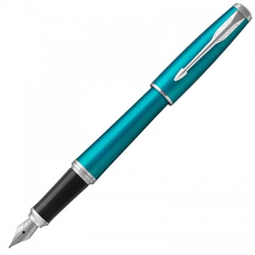Перьевая ручка Parker (Паркер) Urban Vibrant Blue CT F в Уфе