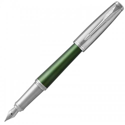 Перьевая ручка Parker (Паркер) Urban Premium Green CT F в Уфе