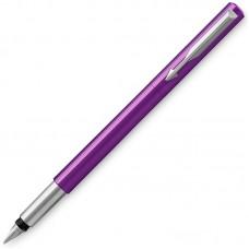 Перьевая ручка Parker (Паркер) Vector Standard F01 Purple CT F