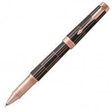 Ручка-роллер Parker (Паркер) Premier Luxury Brown PGT