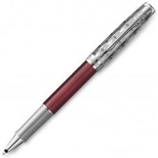 Ручка-роллер Parker (Паркер) Sonnet Premium Metal Red CT