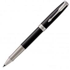 Ручка-роллер Parker (Паркер) Sonnet Core Black Lacquer CT