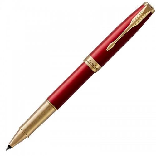 Ручка-роллер Parker (Паркер) Sonnet Core Red Lacquer GT в Уфе