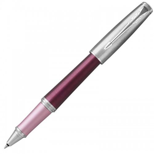 Ручка-роллер Parker (Паркер) Urban Premium Dark Pink CT в Уфе