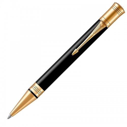 Шариковая ручка Parker (Паркер) Duofold Classic Black GT в Уфе