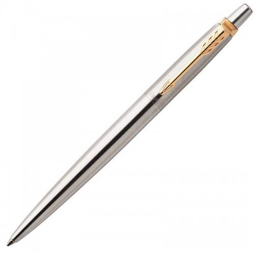 Шариковая ручка Parker (Паркер) Jotter Core Stainless Steel GT в Уфе