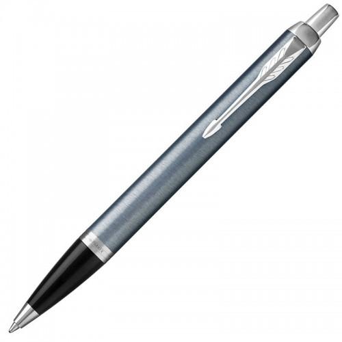 Шариковая ручка Parker (Паркер) IM Core Light Blue Grey CT в Уфе