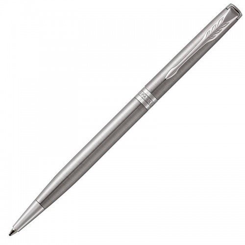 Шариковая ручка Parker (Паркер) Sonnet Core Slim Stainless Steel CT в Уфе