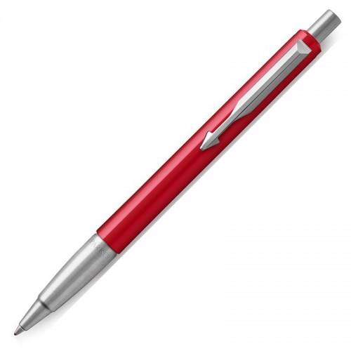 Шариковая ручка Parker (Паркер) Vector Standard Red CT в Уфе