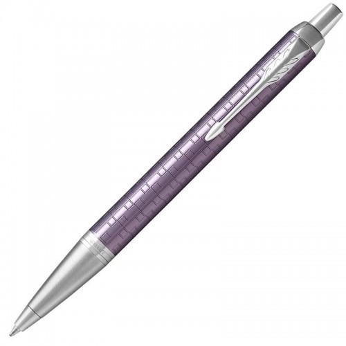 Шариковая ручка Parker (Паркер) IM Premium Dark Violet CT в Уфе
