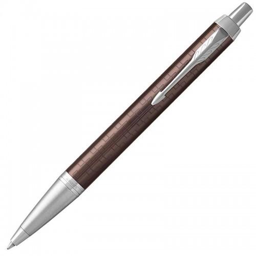 Шариковая ручка Parker (Паркер) IM Premium Brown CT в Уфе