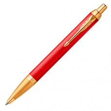 Шариковая ручка Parker (Паркер) IM Premium Red GT