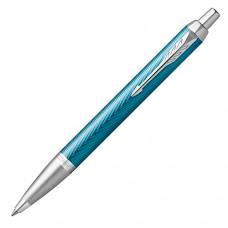 Шариковая ручка Parker (Паркер) IM Premium Blue Grey CT