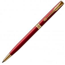Шариковая ручка Parker (Паркер) Sonnet Core Slim Red Lacquer GT