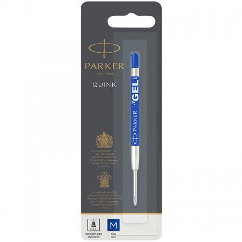 Синий гелевый стержень Parker (Паркер) Gel Pen Refill M в Уфе